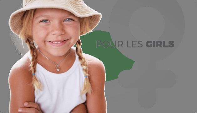 les bijoux pour enfant fille